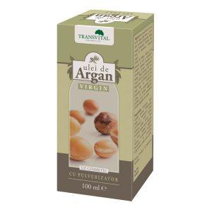 Ulei de Argan Virgin 100 ml • bun remediu pentru un păr degradat și uscat