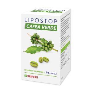 Lipostop Cafea Verde ajută la scăderea greutății corporale