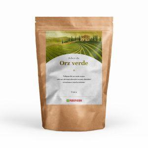 Pulbere din Orz Verde - aliment complet, oferă o nutriție echilibrată