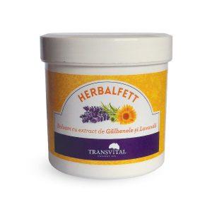 Balsam cu extract de gălbenele și ulei de lavandă - întreținerea pielii
