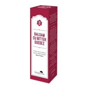 Balsam cu Bitter Suedez • ameliorează durerile reumatice