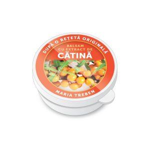 Balsam cu extract de Cătină - efect cicatrizant, antiiritant, antiinflamator