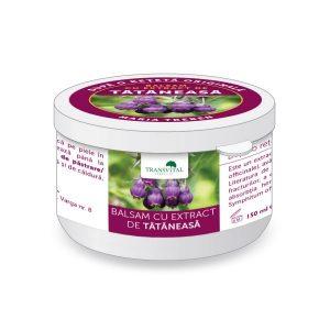 Balsam cu extract de Tătăneasă 150 ml - îngrijirea rănilor și hematoamelor