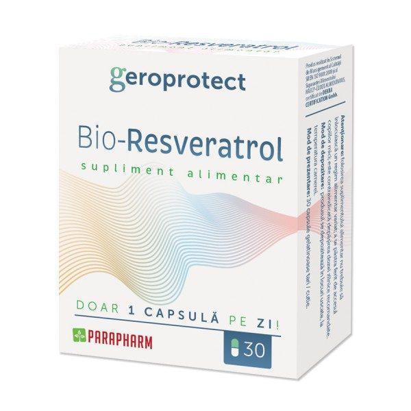 Bio-Resveratrol - îmbolnăviri ale inimii și a sistemului circulator mult reduse