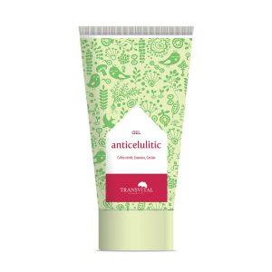 Gel Anticelulitic cu extract de cafea verde guarana si castan - antiadipos