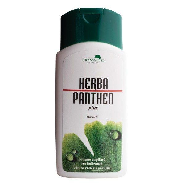 Herba Panthen Plus oprește căderea părului,conferă volum