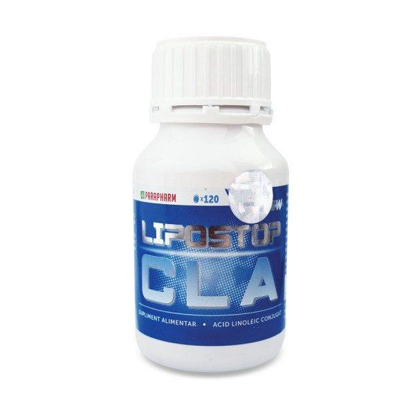 Lipostop CLA - reglarea metabolismului grăsimilor din organism