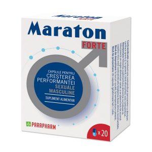 Maraton Forte 20 caps - erecții ferme de lungă durată