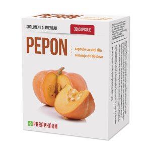 Pepon • foarte eficient împotriva viermilor intestinali și giardioză