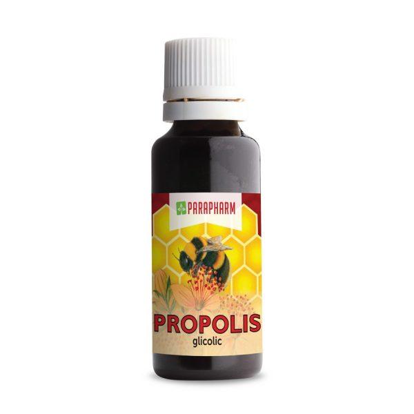 Propolis Glicolic: Cicatrizant, antiseptic, antiviral, revitalizant