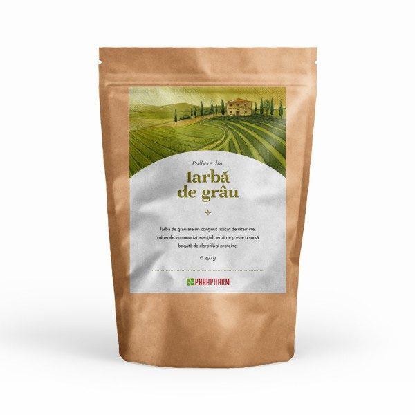 Pulbere din Iarbă de Grâu: vitamine, minerale, aminoacizi esențiali