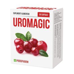 Uromagic pentru menținerea sănătății tractului urinar