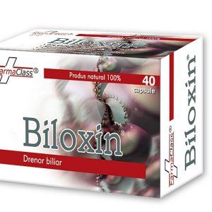 Biloxin adjuvant in diskinezie biliară, colecistite, microlitiază biliară