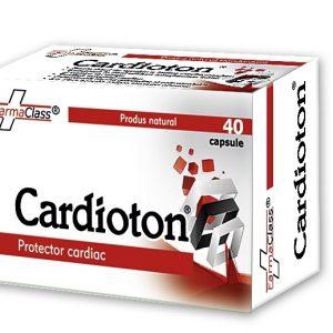 Cardioton - protector cardiac, tonifica muschiul inimii