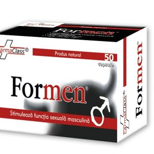 Formen este special creat pentruîmbunătăţirea vieţii sexuale a bărbaţilor