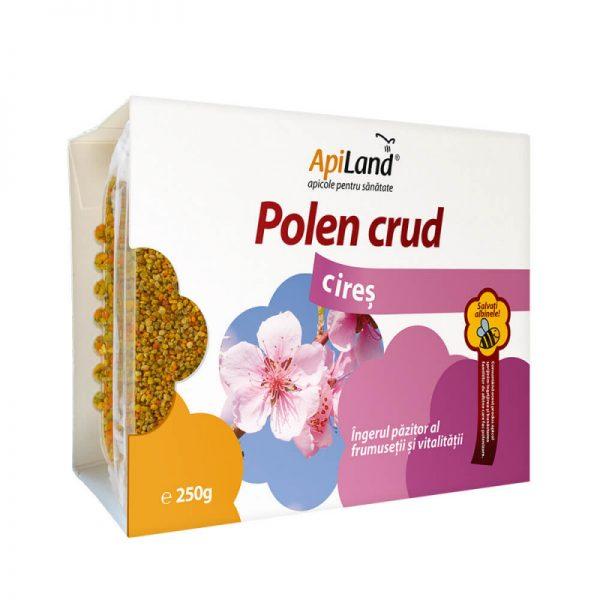 POLEN CRUD DE CIREȘ - Tonifiază, fortifică și energizează organismul