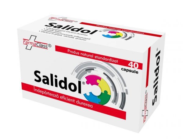 Salidol Analgezic Natural