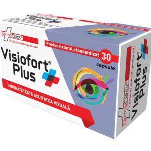 Visiofort Plus 1 + 1/2 gratis - asigura functionarea optima a vederii