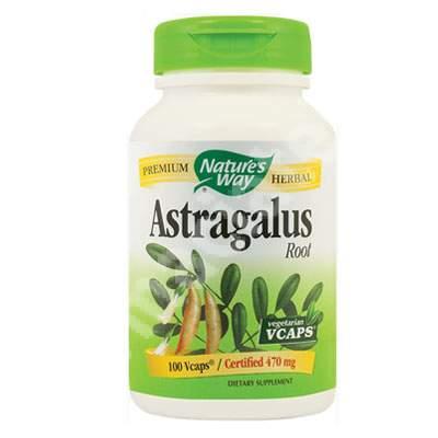 Astragalus 470 mg 100 capsule vegetale - protectie hepatica