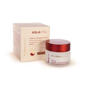 Aslavital Crema Ultraprotectoare Spf 50 50 ml Farmec - protectie solara
