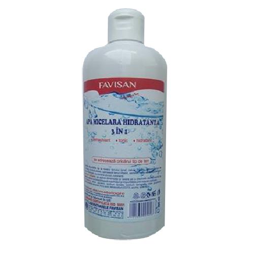 Apa Micelara Hidratanta 3 in 1 500ml - calmează tenul iritabil, sensibil