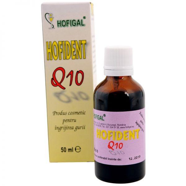 HOFIDENT Q10 - impiedica mirosul neplacut al gurii