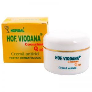 Crema antirid 50 mlHOFVIODANA - reda pielii aspectul catifelat