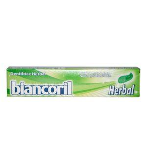 Pasta de dinti Biancoril Herbal 75 ml - ajuta la protectia gingiilor