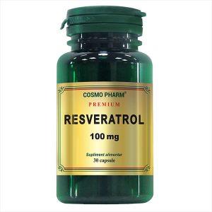 RESVERATROL - Premiantul antioxidantilor. Incetineste imbatranirea.