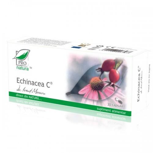 Echinacea C 30 capsule Pro Natura