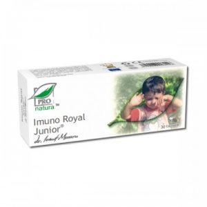 Imuno Royal Junior 30 capsule Pro Natura - are proprietati antivirale