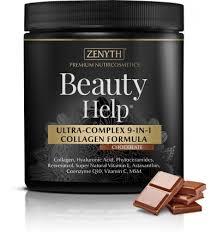 Beauty Help Chocolate Zenyth 300gr - îngrijirea profunda a pielii