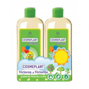 Set Cosmeplant Victoraș Șampon Cosmeplant Victoraș 2 x 250ml