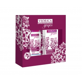 Set Cadou Nr 1 Hidratare Ten Viorica Grapes VlORICA COSMETIC