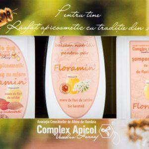 SET CADOU FLORAMIN COMPLEX APICOL - cadou apicosmetic