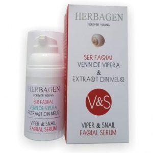 herbagen-ser-facial-cu-venin-de-vipera-si-extract-de-melc