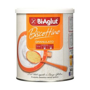 Biscuiti granulati Biaglut 340 gr Plasmont biscuiti granulati,sunt dietetici, fara gluten,