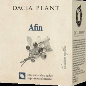Ceai De Afin 50g DACIA PLANT - hipoglicemiant, capilaroprotector