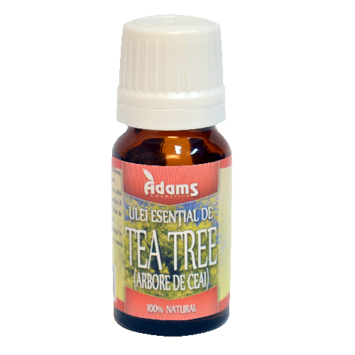 Ulei Esential de Tea Tree 10ml Adams Vision
