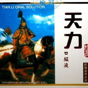 TianLi 4 fiole cu 10 ml oral lichid -imbunatatirea vietii sexuale