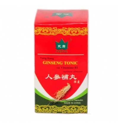 Ginseng Tonic 300MG 30CPS YONG KANG - radacina vietii