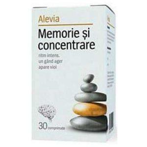 Memorie si concentrare 30cps ALEVIA - memorie si concentrare
