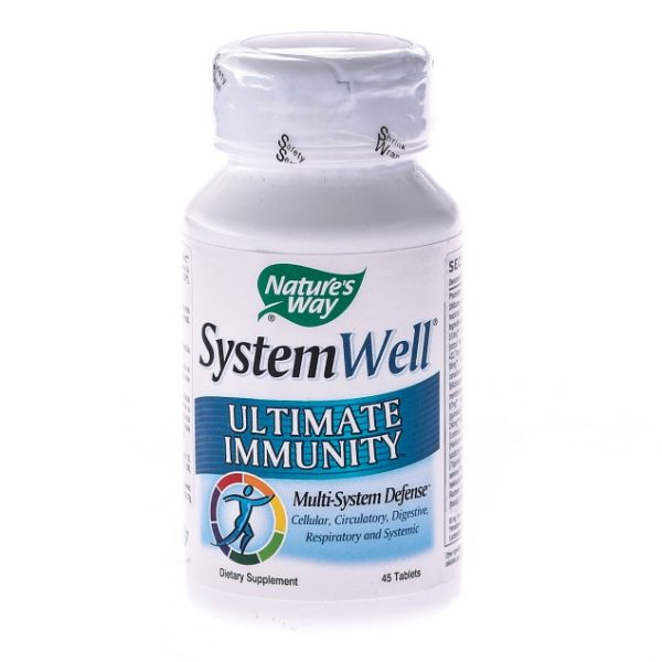 SystemWell Ultimate Immunity Secom 30 tablete - Intareste imunitatea