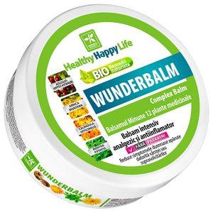 Balsam analgezic si antiinflamator din 12 plante medicinal 100 ml