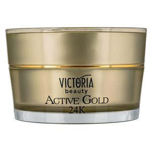 Crema Intensiva Antirid Active Gold 24 K 50 ml - hidratează pielea