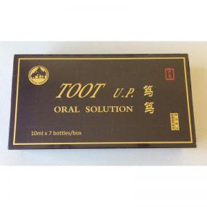 Toot UP 7 fiole oral solution fostul Tianli Fiole - imbunatatire a vietii sexuale