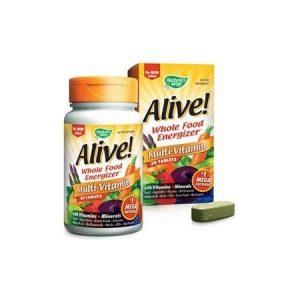 Alive fara fier adaugat 30 tablete - mentine un nivel maxim de sanatate