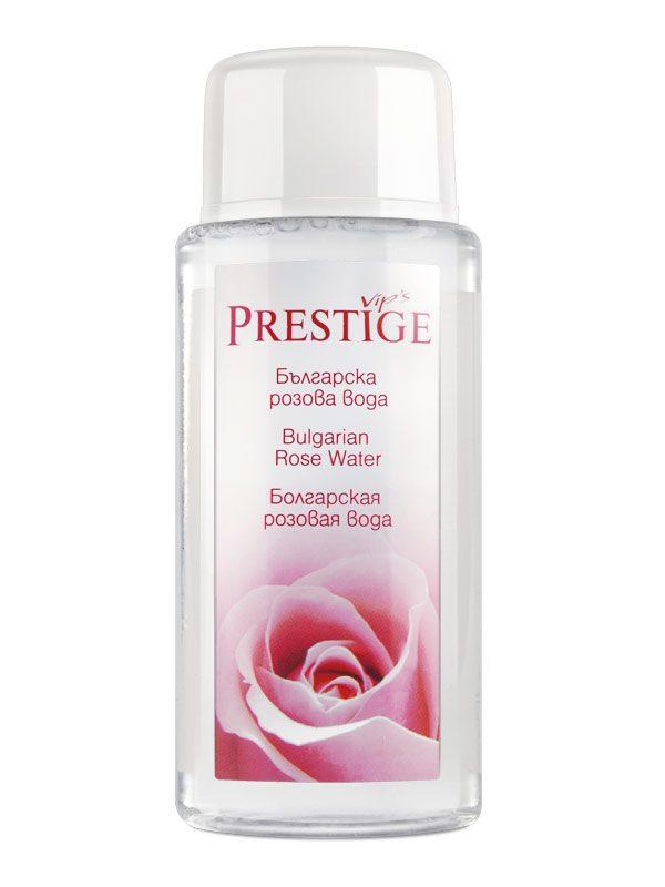 Apa de Trandafiri 135 ml - Antiseptică, antibacteriană şi cicatrizantă.