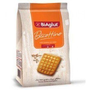 Biaglut Biscuit Dietetici Fara Gluten Lactoza Oua si Proteina Animala 200g