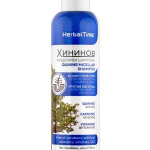 Sampon pentru Prevenirea Caderii Parului cu Chinina 200 ml - fortifiant